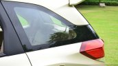 Honda Mobilio RS India live image rear glass
