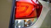 Honda Mobilio RS India live image taillight brake
