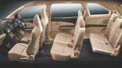 Honda Mobilio India updated seats