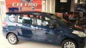 Maruti Ertiga Limited Edition live image side