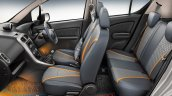 Maruti Ritz Elate edition press shots interior