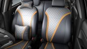 Maruti Ritz Elate edition press shots seats