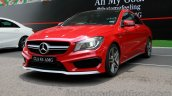 Mercedes CLA 45 AMG India launch