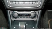 Mercedes CLA 45 AMG aircon controls India launch