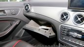 Mercedes CLA 45 AMG glovebox India launch