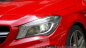 Mercedes CLA 45 AMG headlamp India launch