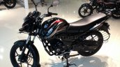 New Bajaj Discover 150 S front three quarter