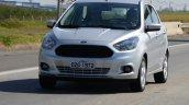 New Ford Ka first images dynamic