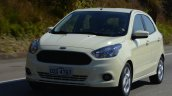 New Ford Ka first images front three quarter angle