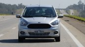 New Ford Ka first images front
