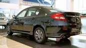 Proton Saga Persona Executive Malaysia rear three quarters