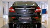 Proton Saga Persona Executive Malaysia rear