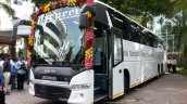 Scania Metrolink Parveen Travels Chennai front three quarters