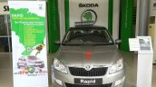 Skoda Rapid World Cup Edition Nepal front