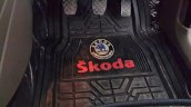 Skoda Rapid World Cup Edition Nepal mats