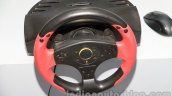 Tata Motors Revotron Lab gaming wheel