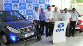 Tata Vista Ignis and Tata Manza Aura diesel launch in Philippines