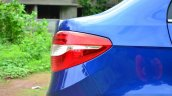 Tata Zest Diesel F-Tronic AMT Review bootlid