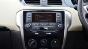 Tata Zest Diesel F-Tronic AMT Review center console
