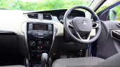 Tata Zest Diesel F-Tronic AMT Review dash