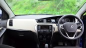 Tata Zest Diesel F-Tronic AMT Review dashboard