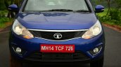 Tata Zest Diesel F-Tronic AMT Review front fascia