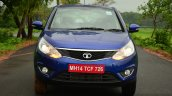 Tata Zest Diesel F-Tronic AMT Review front image