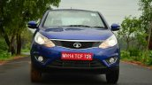 Tata Zest Diesel F-Tronic AMT Review front