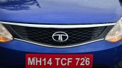 Tata Zest Diesel F-Tronic AMT Review grille