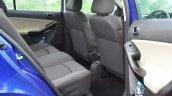 Tata Zest Diesel F-Tronic AMT Review legroom rear