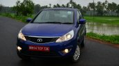 Tata Zest Diesel F-Tronic AMT Review lights on