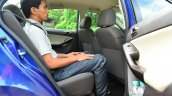 Tata Zest Diesel F-Tronic AMT Review rear space