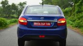 Tata Zest Diesel F-Tronic AMT Review rear