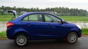 Tata Zest Diesel F-Tronic AMT Review side boot open