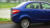 Tata Zest Diesel F-Tronic AMT Review side end