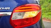 Tata Zest Diesel F-Tronic AMT Review taillight on