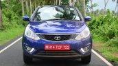 Tata Zest Revotron Petrol Review front shot