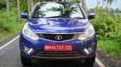 Tata Zest Revotron Petrol Review front