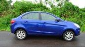 Tata Zest Revotron Petrol Review side