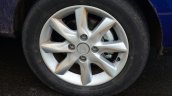 Tata Zest Revotron Petrol Review wheel