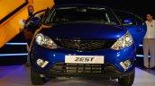 Tata Zest media drive image front fascia