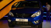 Tata Zest media drive image - front