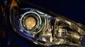 Tata Zest media drive image projector headlamp