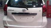 Toyota Avanza rear launched in UAE