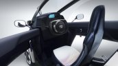 Toyota i-Road interior official image