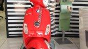 Vespa Esclusivo red front