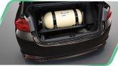 2014 Honda City CNG Thailand press shot boot
