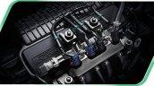 2014 Honda City CNG Thailand press shot engine