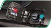 2014 Honda City CNG Thailand press shot fuel tank