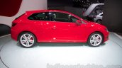 2014 Seat Leon Cupra profile at the Moscow Motor Show 2014